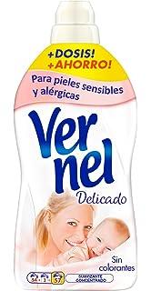Vernel Delicado Suavizante Concentrado - 57 Dosis
