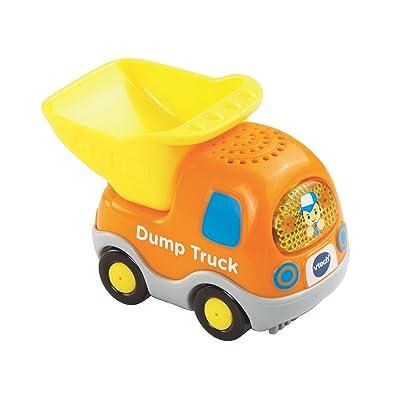 VTech Go! Go! Smart Wheels Dump Truck: Toys & Games