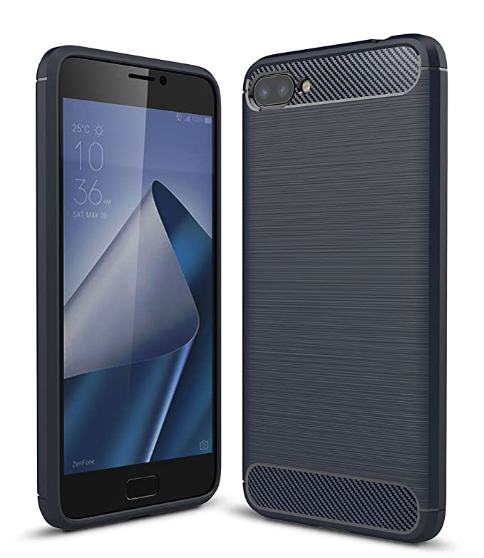 """29 opinioni per Asus ZenFone 4 Max ZC554KL (5.5"""") Cover, SMTR Slim materiale del silicone Ultra"""
