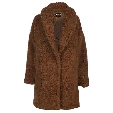 Firetrap Womens Teddy Coat  Amazon.co.uk  Clothing 936712028