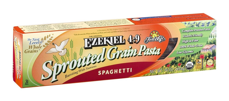 Amazon.com: Alimentos para la vida Ezequiel 4: 9 brotado ...