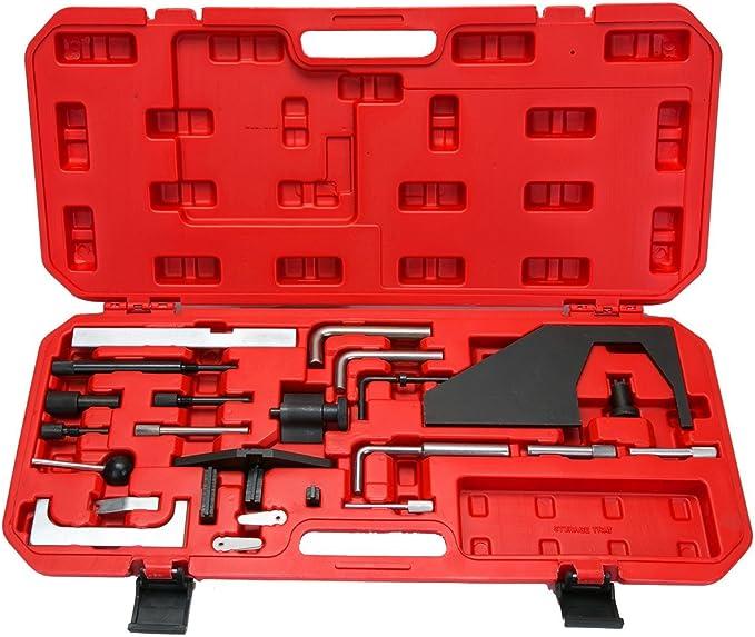 Freetec cinghia dentata set di attrezzi per cambio cinghia dentata Strumento di rimozione cinghia cambio Ford Fiesta Focus Mondeo