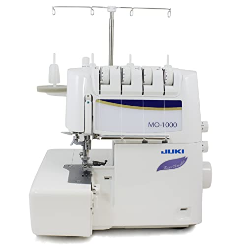 Best Self Threading Serger: Juki MO-1000 Serger Review