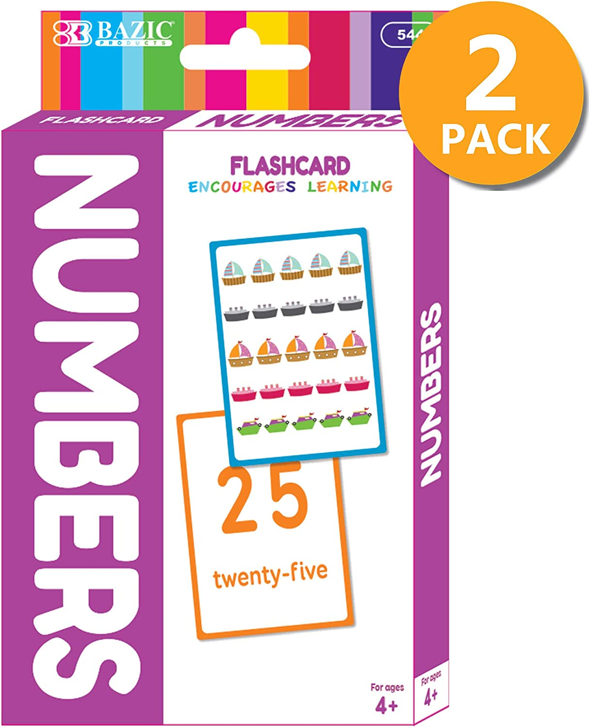 Matching Picture Abcs 1-Pack 36//Pack Letters BAZIC Color Preschool Flash Cards Beginning for Kids Kindergarten Activities Card Game Education Training Learning Practice