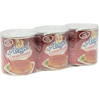 Angel Sweetened Condense Milk, 3 x 380 gm