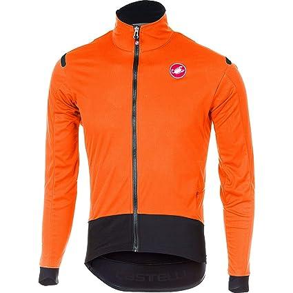 Amazon.com   Castelli 2017 18 Men s Alpha ROS Long Sleeve Cycling ... 0729c493f