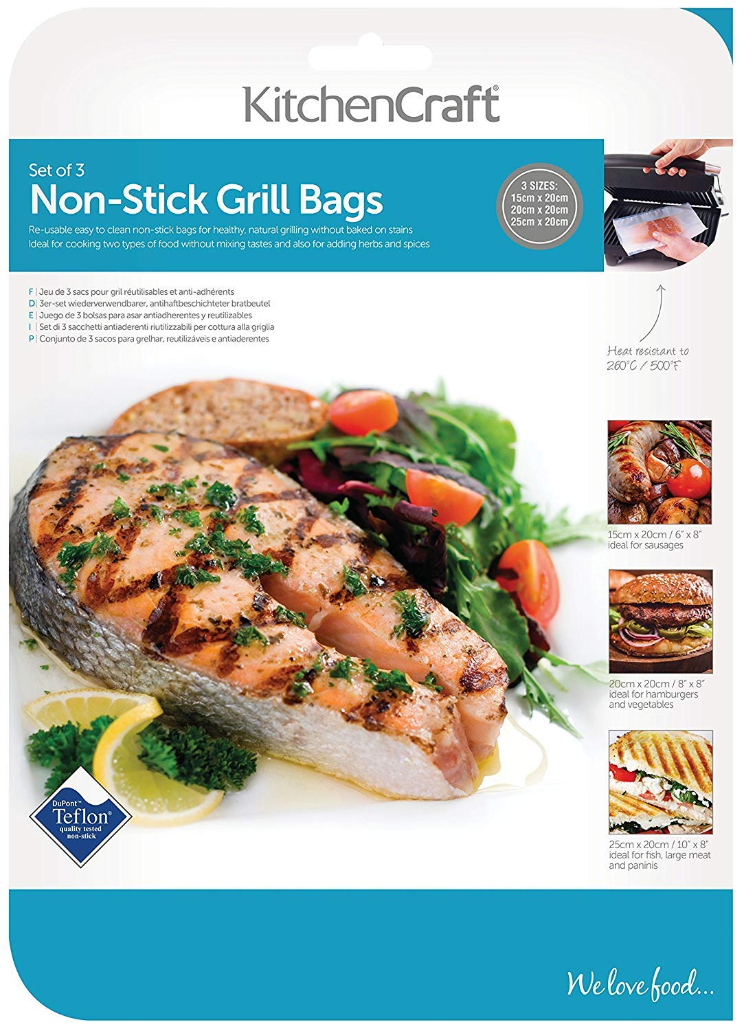 10 X Sealapack 3 Pack Fat Reducing Pads Healthy Cooking For Grill & Oven Bakeware & Ovenware