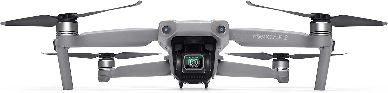 Amazon Com Dji Mavic Air 2 Drone Quadcopter Uav With 48mp Camera 4k Video 8k Hyperlapse 1 2 Cmos Sensor 3 Axis Gimbal 34min Flight Time Activetrack 3 0 Ocusync 2 0 Gray Camera Photo
