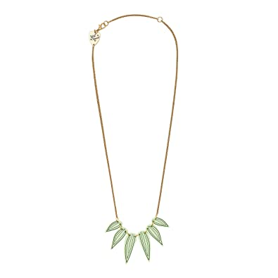 Tatty Devine Women Green Statement Necklace of Length 21cm SCS18-CAC-N2 BUnPhTy