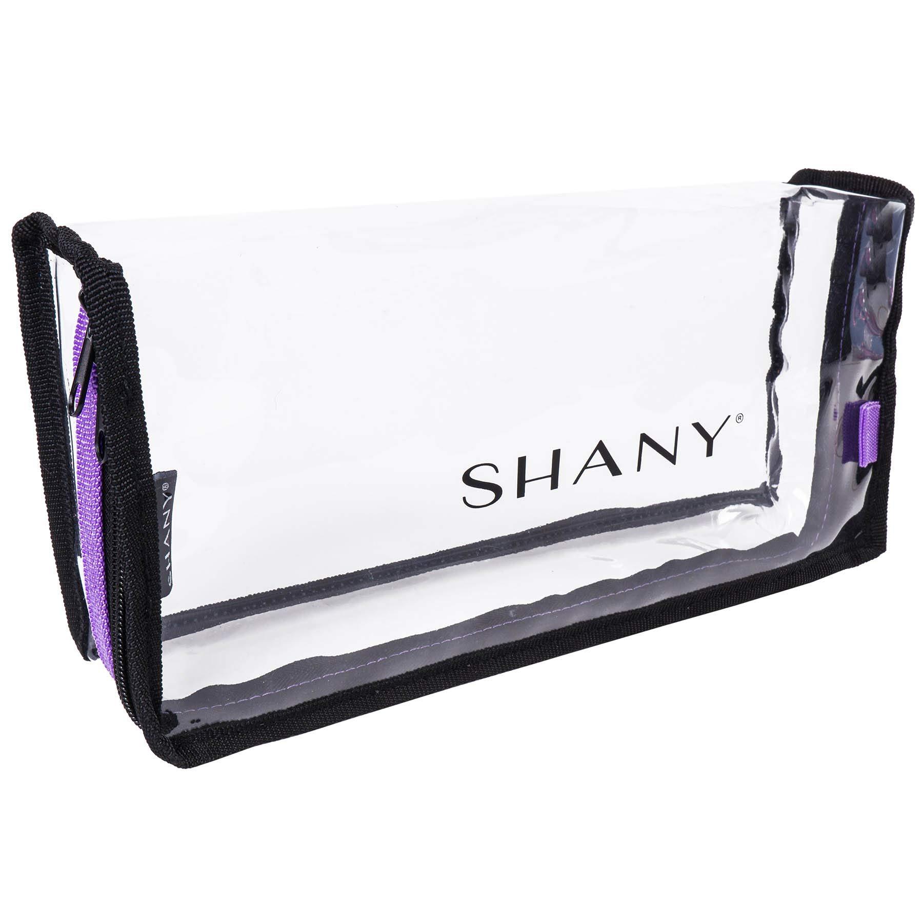 e3994514cdba SHANY Cosmetics Traveling Makeup Artist Bag Set of 3 - Clear, Water ...