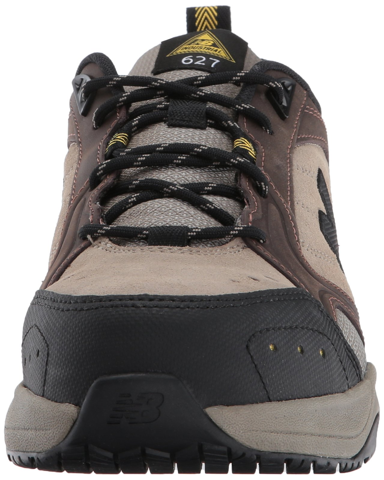New Balance Men's MID627 Steel-Toe Work Shoe,Brown,18 4E US by New Balance (Image #4)