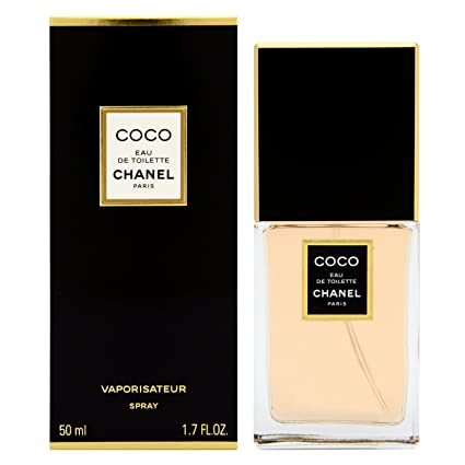 Chanel Coco Agua de Colonia Spray - 50 ml