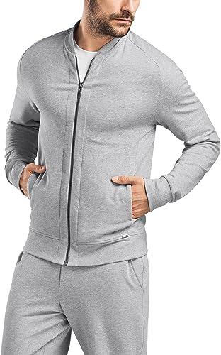 Hanro Living Leisure Jacke Chaqueta deportiva para Hombre