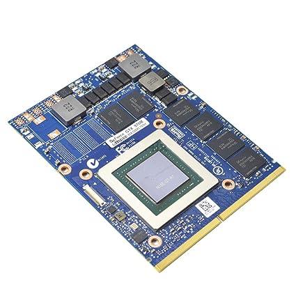 AZrm GTX 970m Tarjeta de vídeo para Ordenador Portátil GeForce GTX970m 6GB, GDDR5 192bits,