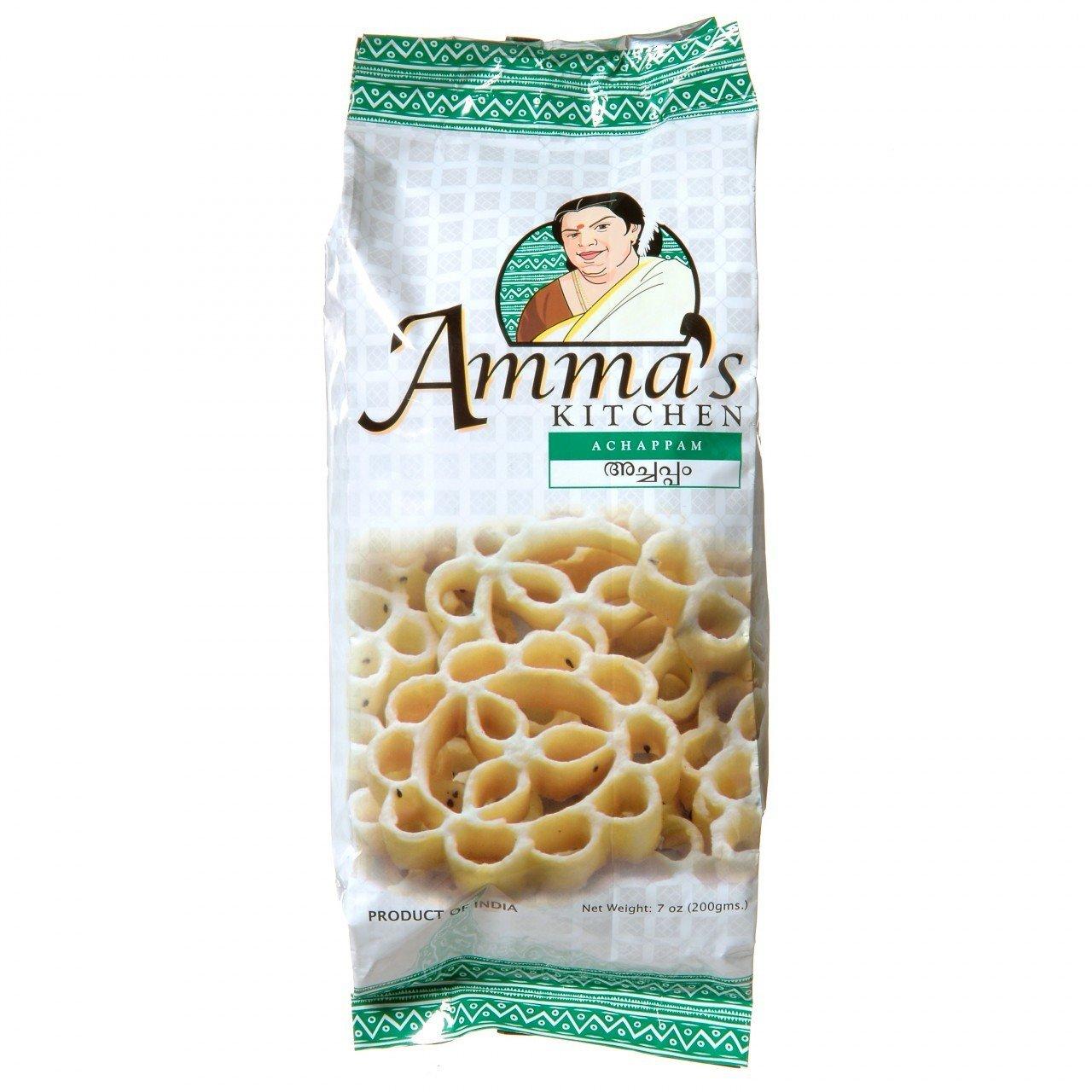 Amazon.com : Amma\'s Kitchen Traditional Achappam - Indian Rose ...