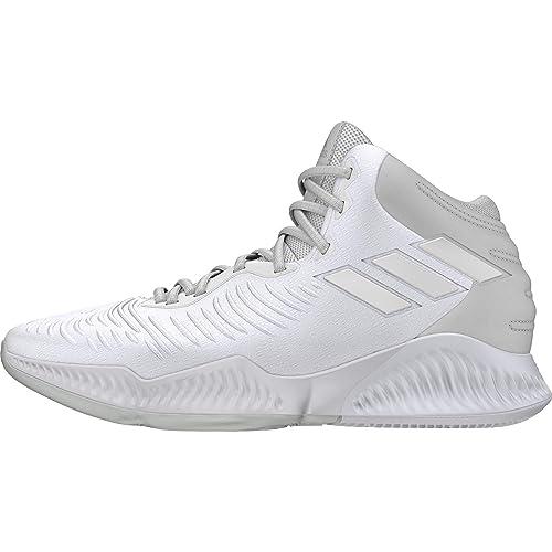 adidas Mad Bounce Scarpe Da Basket Da Bambino Uk Junior 3
