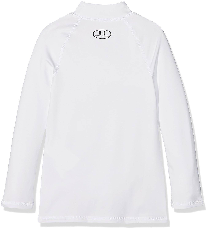 Under Armour Camiseta de Manga Larga tecnolog/ía Cold Gear para ni/ña