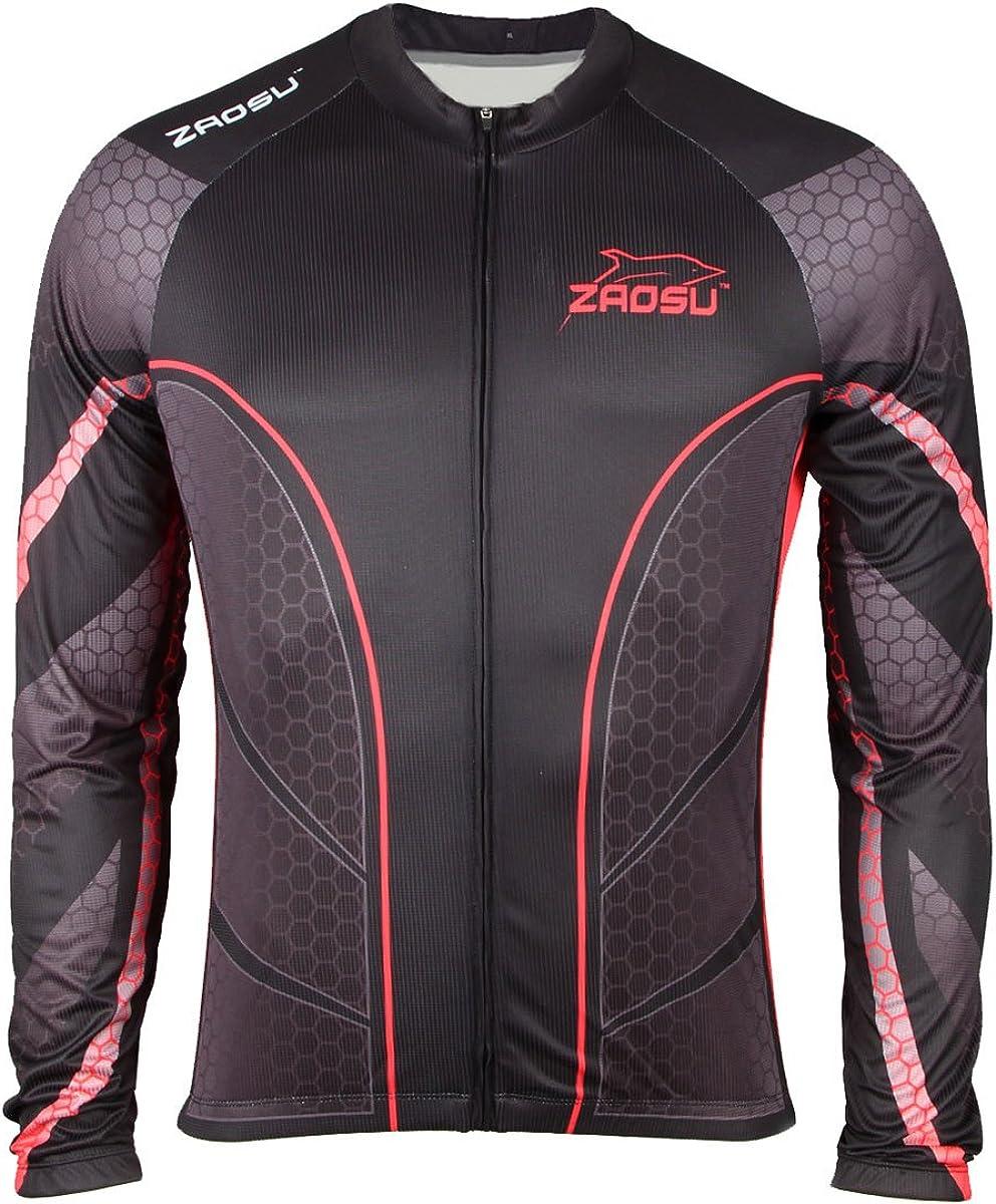 kurz/ärmliges Radtrikot ZAOSU Z-Breeze Bike Shirt