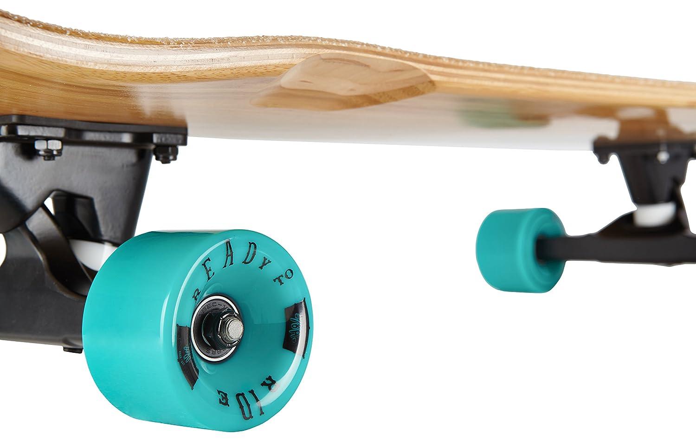 AREA Surf Skate Carving Longboard Reef Rider: Amazon.es: Deportes y aire libre