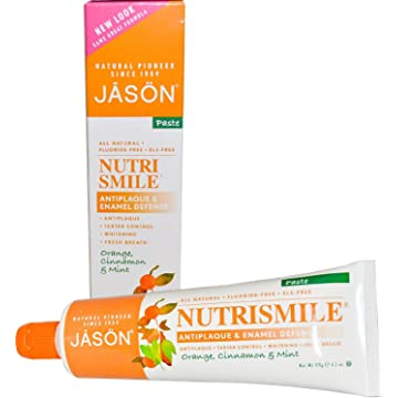 mini Jason Nutrismile Anti-Cavity