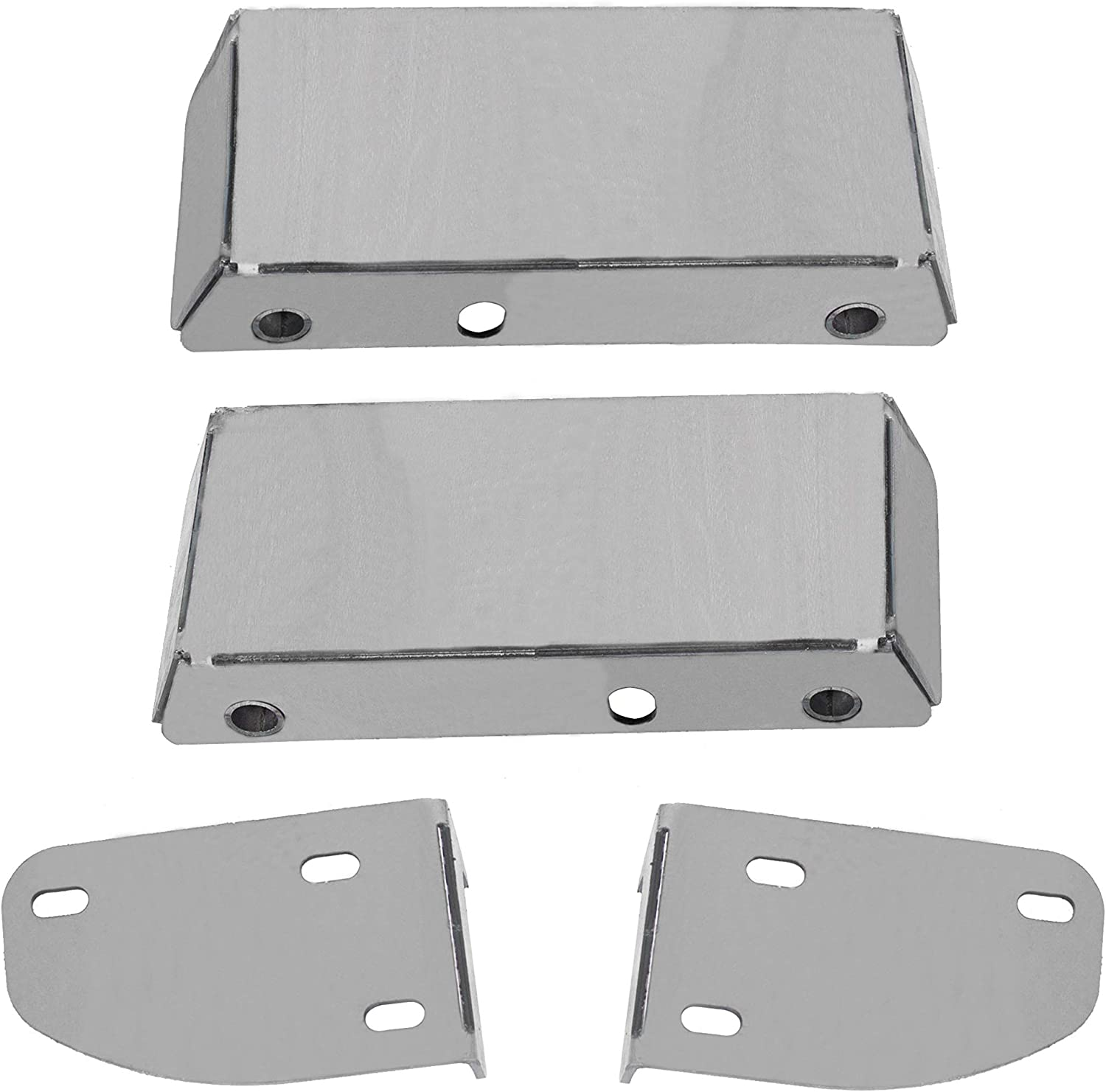 ECOTRIC Steel Swap Bracket Kit Left /& Right For Ford F100 2003-UP Crown Vic Front Suspension