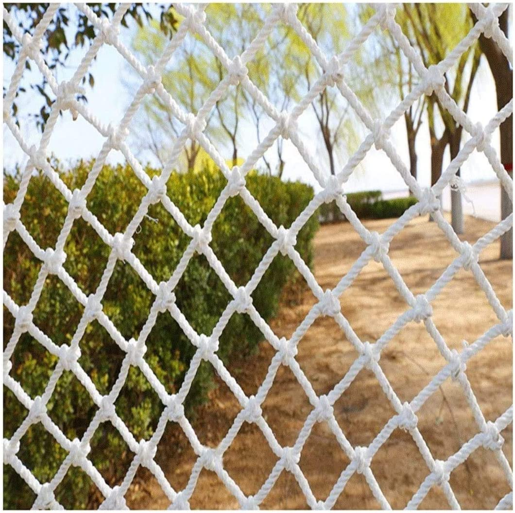 TorchJPA Outdoor Quality Decorative Protective Net Nylon Anti Falling Net Dense Mesh Network For Construction Site Cargo Anti Falling Net Enclosure Of Outdoor Football Field Kindergarten Staircase Pro