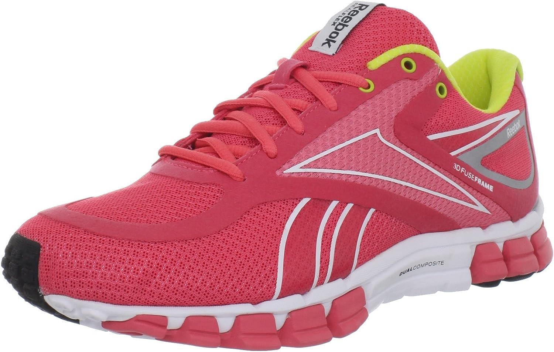 Reebok Realflex Select, Chaussures de Running Femme Noir