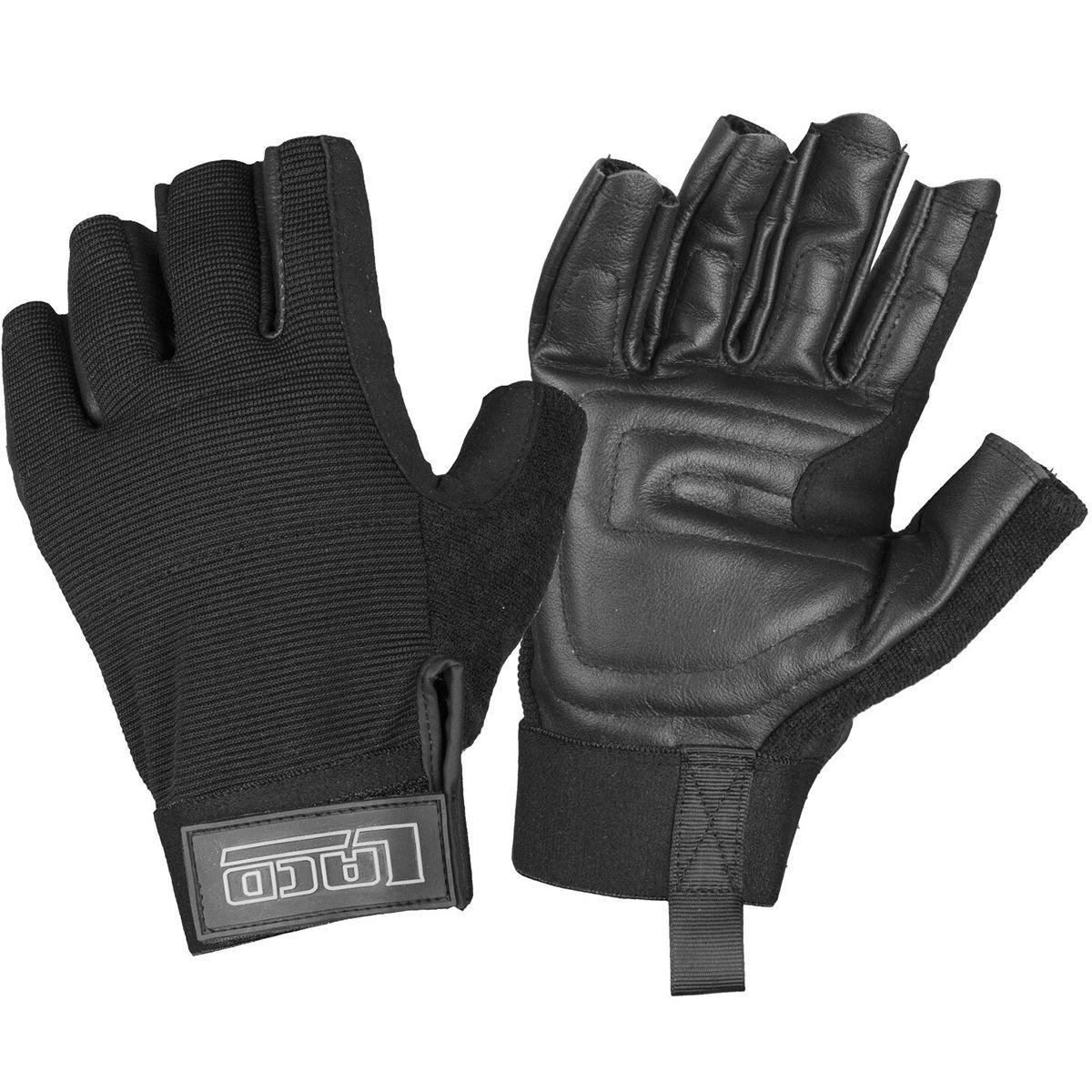 Handschuh Via Ferrata Glove Heavy Duty black LACD