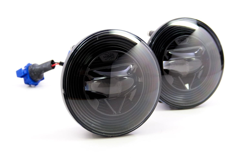 Morimoto XB LED High Performance Projector Fog Lights 18 Jeep Wrangler JL 5202//5500K