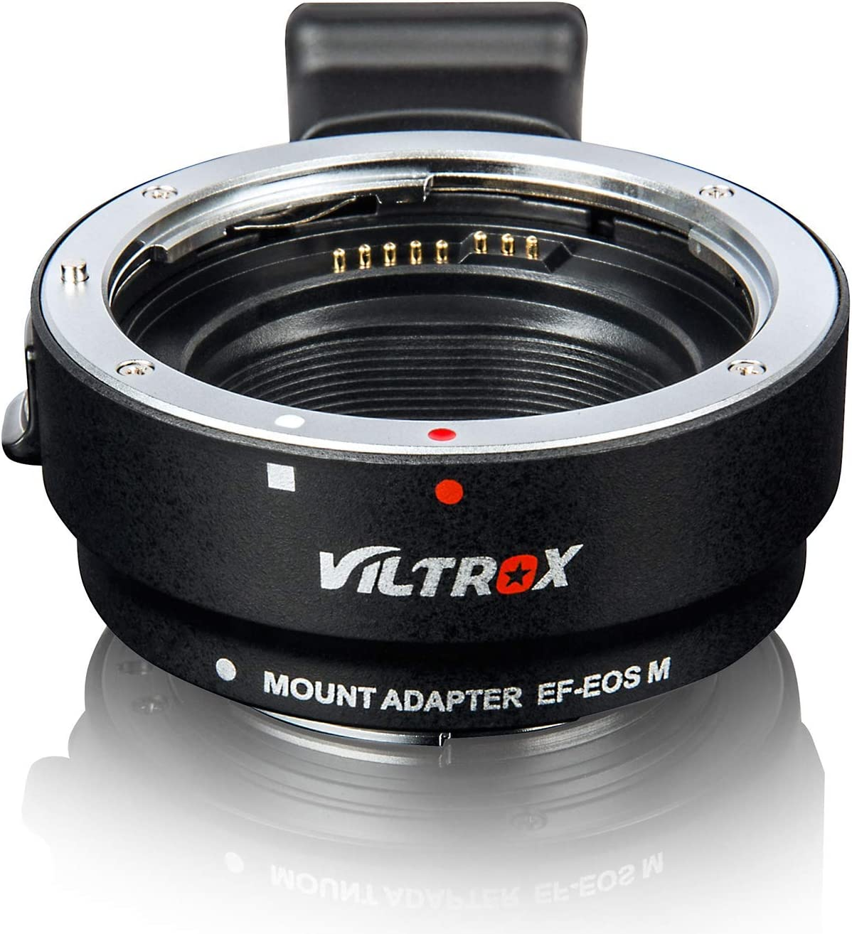 Lens Adapter Ring Metallic Ring Lens Adapter with Manual Exposure Focusing for Sony AF Lenses and mirrorless Sony Cameras Practical for Taking Pictures