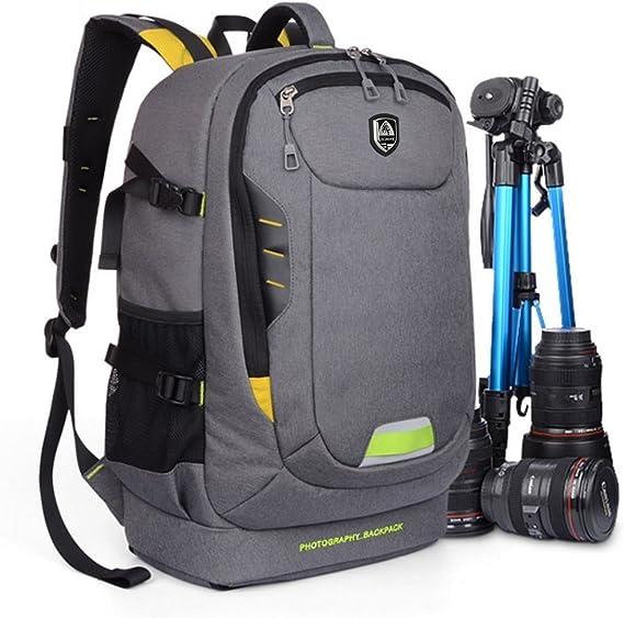DSLR SLR Camera Case Backpack Photo Bag Shockproof Waterproof for Nikon
