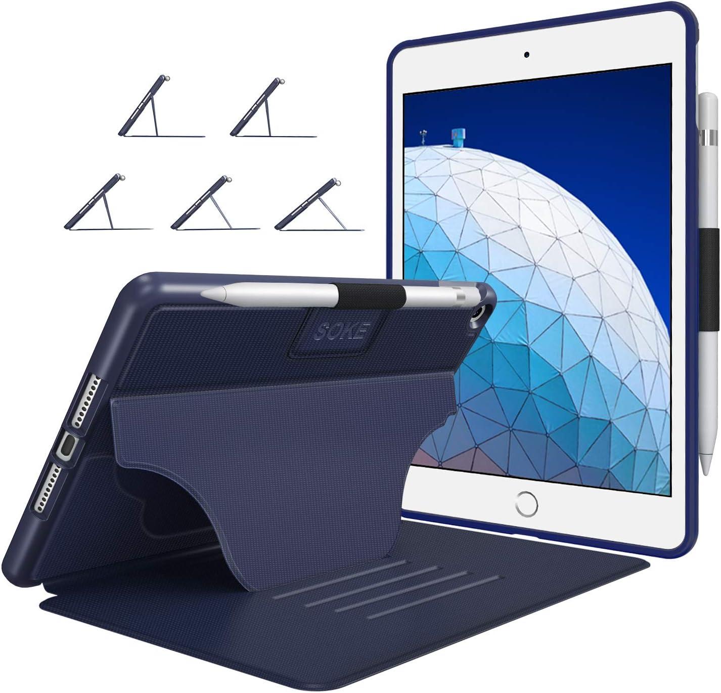 Funda Soke para iPad Air 3 Case 10.5 2019 Azul
