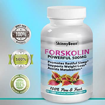 Amazon Com Strong 500mg Forskolin Extract For Weight Loss Pure