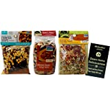 Frontier Soups Gluten-Free Natural Soup Mix | 3 Flavor Variety (1) each: Tortilla, Eleven Bean, Tomato Basil (4-18…
