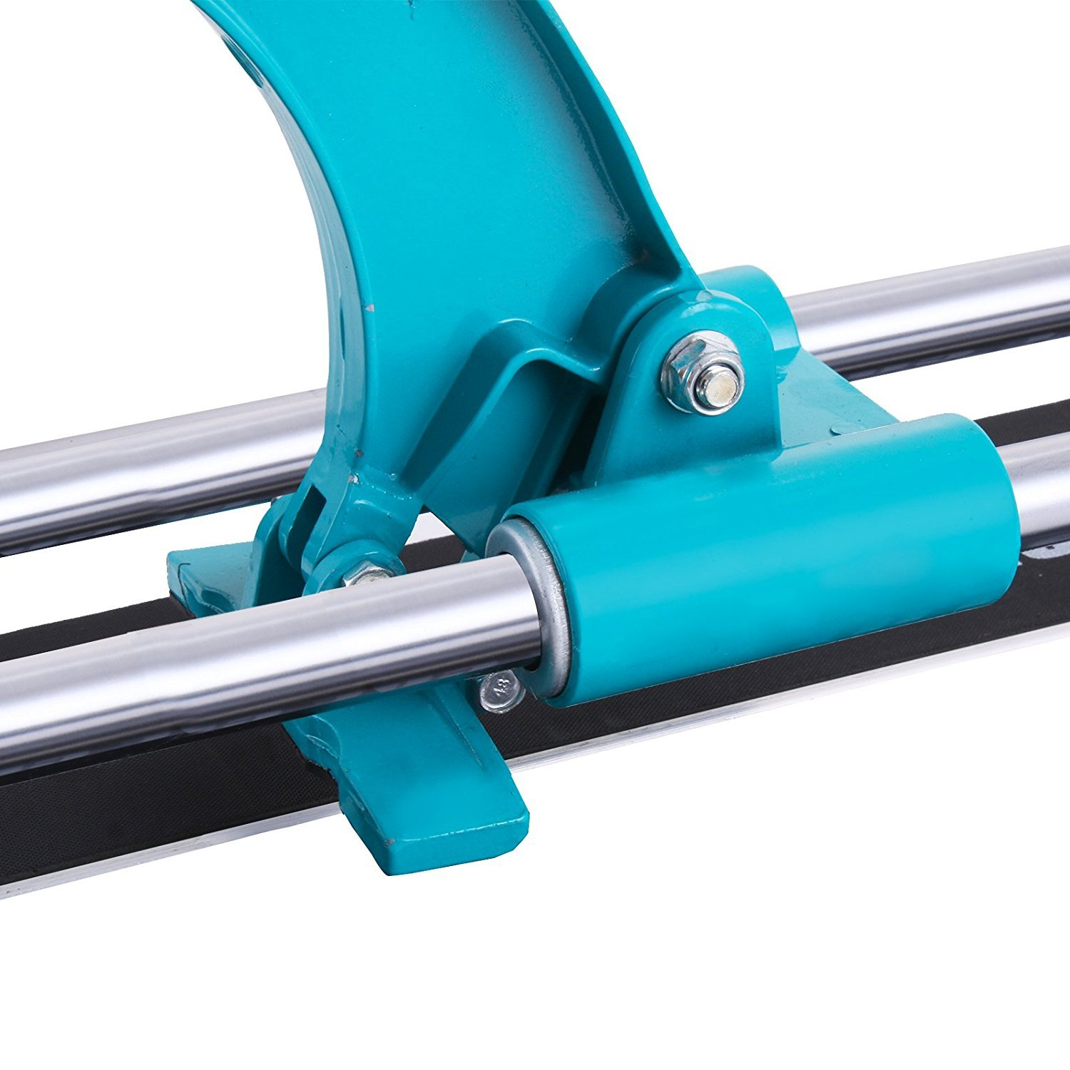 TOTOOL 40 Inch Manual Tile Cutter Professional Ceramic Tile Cutter with Solid Steel Rail and Adjustable Laser Guide Floor Tile Cutter for Porcelain and Ceramic Tiles (40 Inch) by TOTOOL (Image #8)