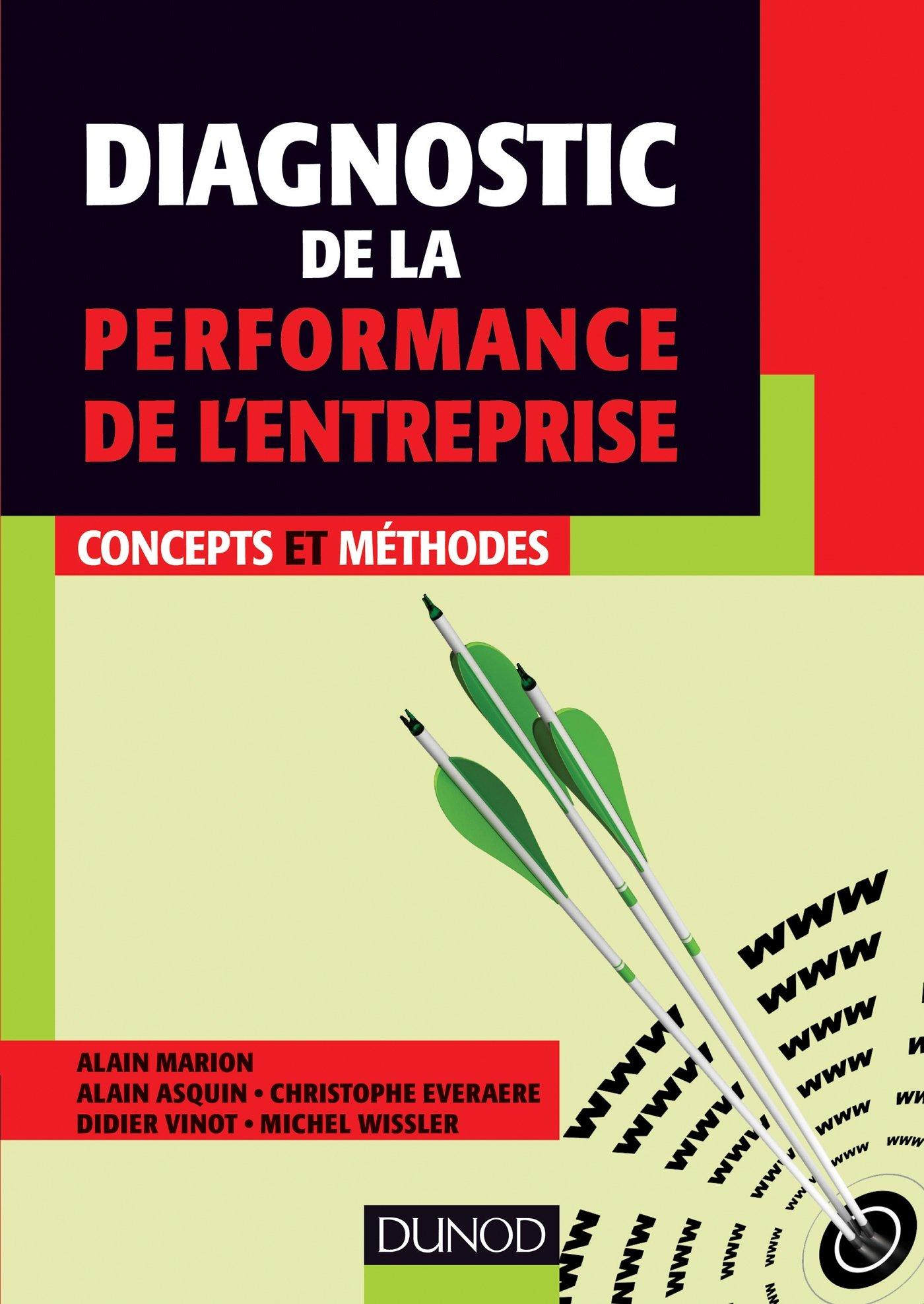 Diagnostic De La Performance De L Entreprise Alain Marion