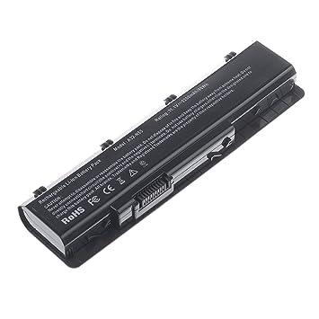 Vinteky®11.1V 5200mAh Batería de Ordenador Portátil para Asus A32-N55, N55SF N55SL N75 N75E N75S N75SF Series: Amazon.es: Electrónica