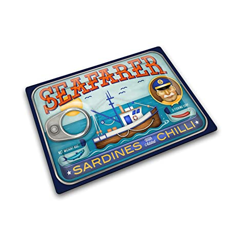 Joseph Worktop Saver Logo Clear 30 x 40 cm