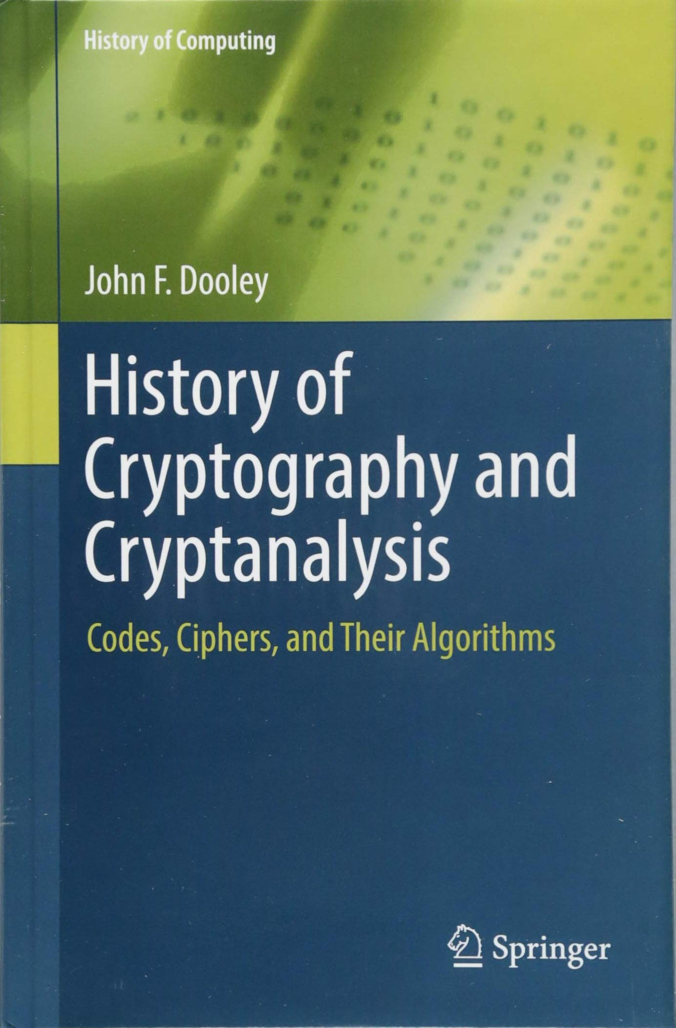 History of Cryptography and