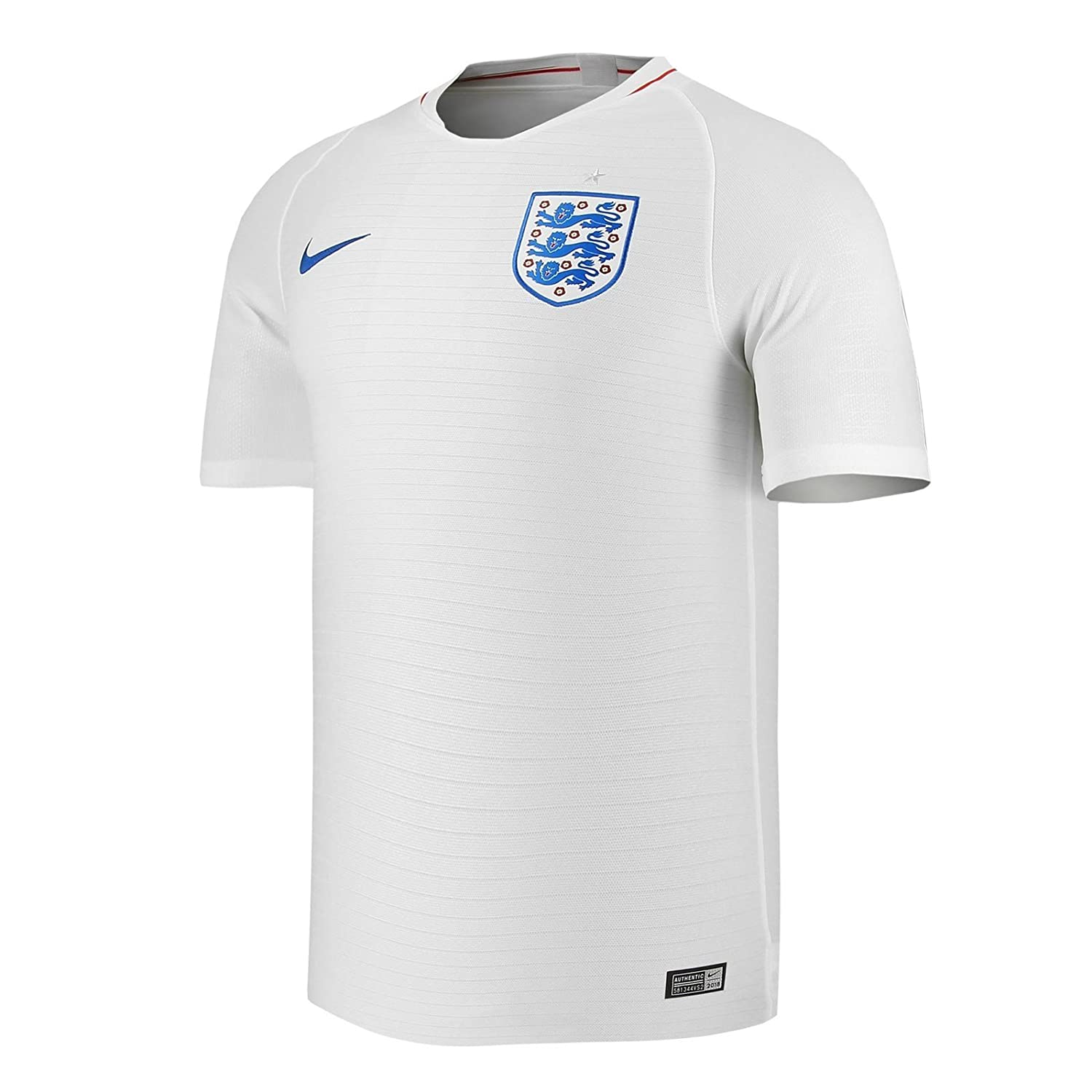 Amazon.com   Nike Men s Soccer Jersey 2018 England Stadium Home   Sports    Outdoors 4779c3b5ee5b
