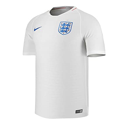 1ef3d99e Amazon.com : Nike Men's Soccer Jersey 2018 England Stadium Home ...