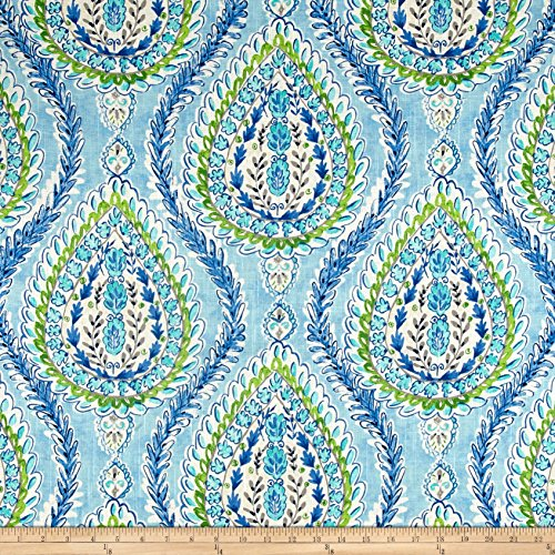 Dena Designs Coconut Row Poolside Fabric By The Yard Coconut Fabric