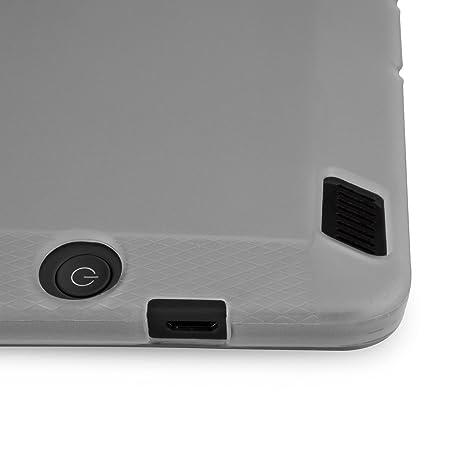 Amazon.com: Amazon Kindle Fire HDX 7.0 y 8,9 carcasa de TPU ...