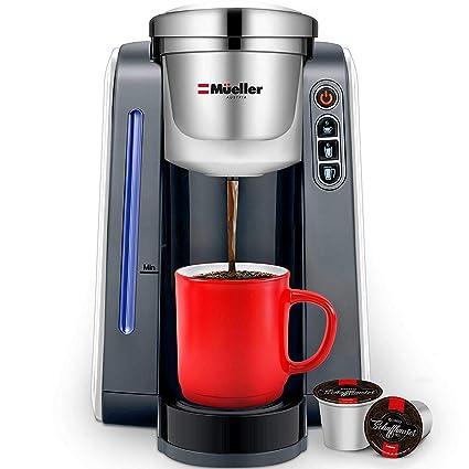 Amazoncom Mueller Ultima Single Serve K Cup Coffee Maker Coffee