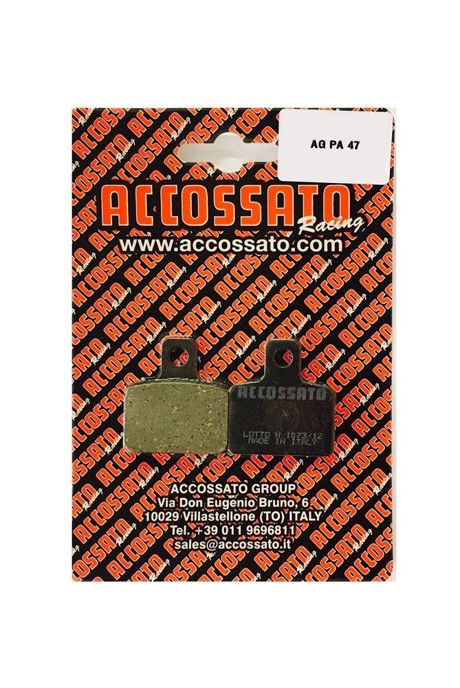 Accossato Pastiglia freno AGPA47OR, MONTESA > 315R 360, 315 (2001-2004) Accossato Group