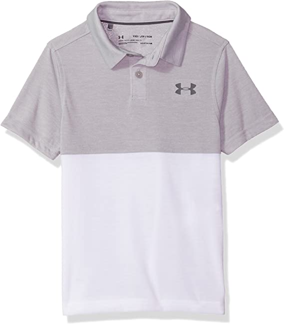 Under Armour Boys Threadborne Polo