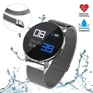 Rastreador de ejercicios, Reloj inteligente actividad bluetooth ...