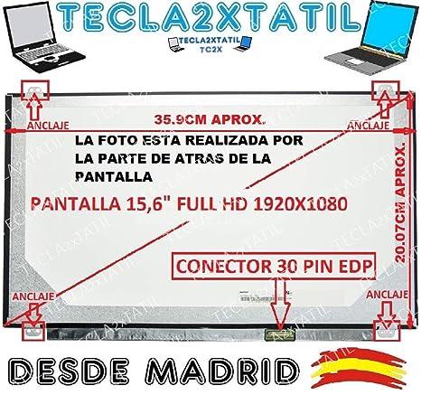 Pantalla Compatible DE Y para PORTATIL Acer Aspire E15 E5-575G-728Q 15,