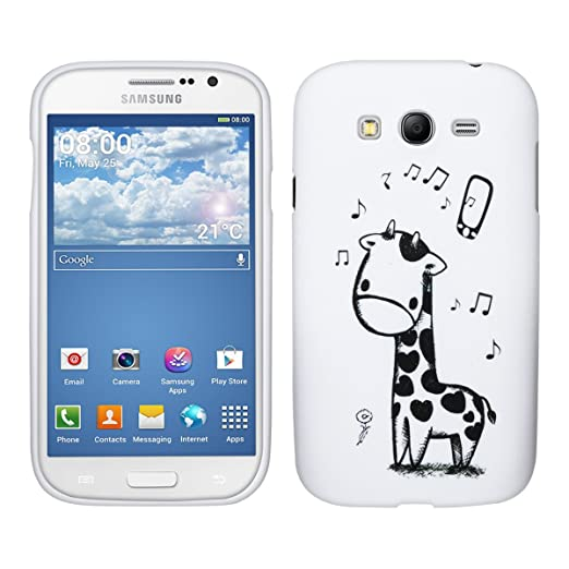 193 opinioni per kwmobile Cover per Samsung Galaxy Grand Neo / Duos- Custodia in silicone TPU-