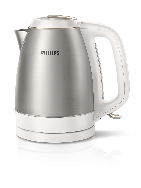 Amazon.de: Philips Wasserkocher HD9305/20 aus Edelstahl (2200 W, 1 ...
